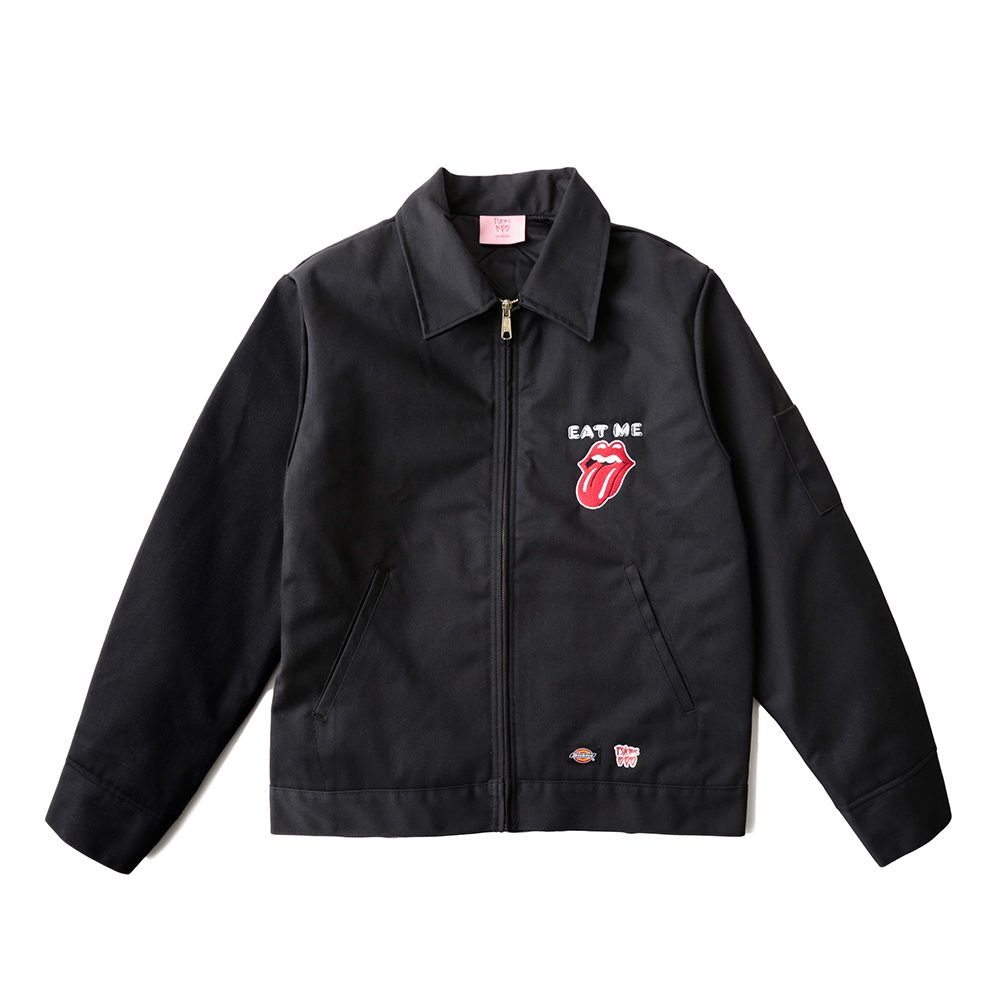 Eat Me Dickies Work Jacket Our Psychic Hearts